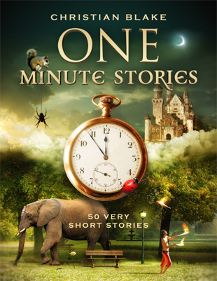 One Minute Stories by Christian Blake